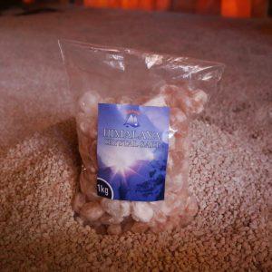 Himalája sókő 1 kg